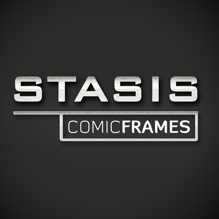 introducing stasis comic frames