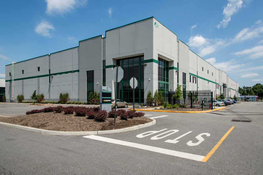Prologis Building 1 in Secaucus, NJ