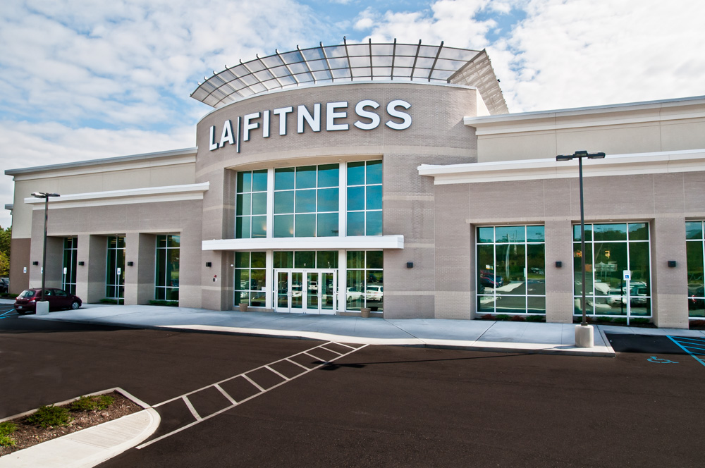 LA Fitness - Patchague, NY