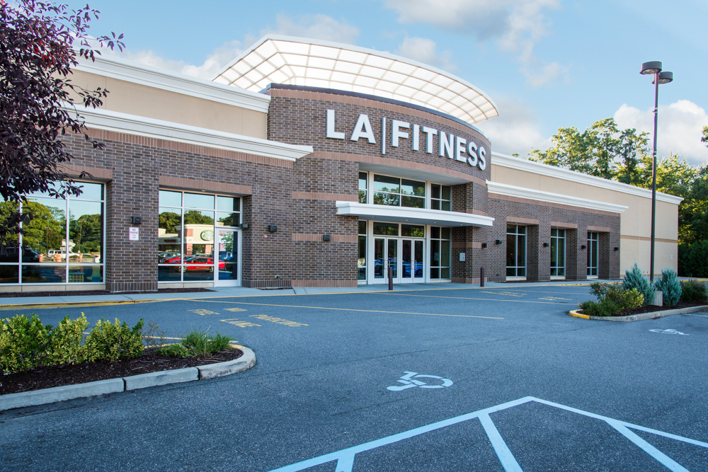 LA Fitness - Centereach, NY