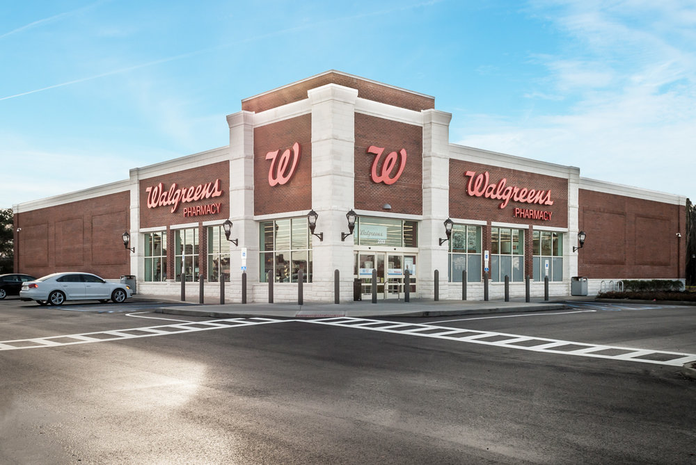 Walgreens Retail - Robbinsville, NJ