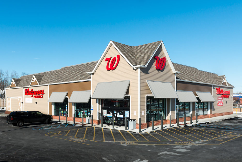Walgreens Retail - Marlboro, NJ