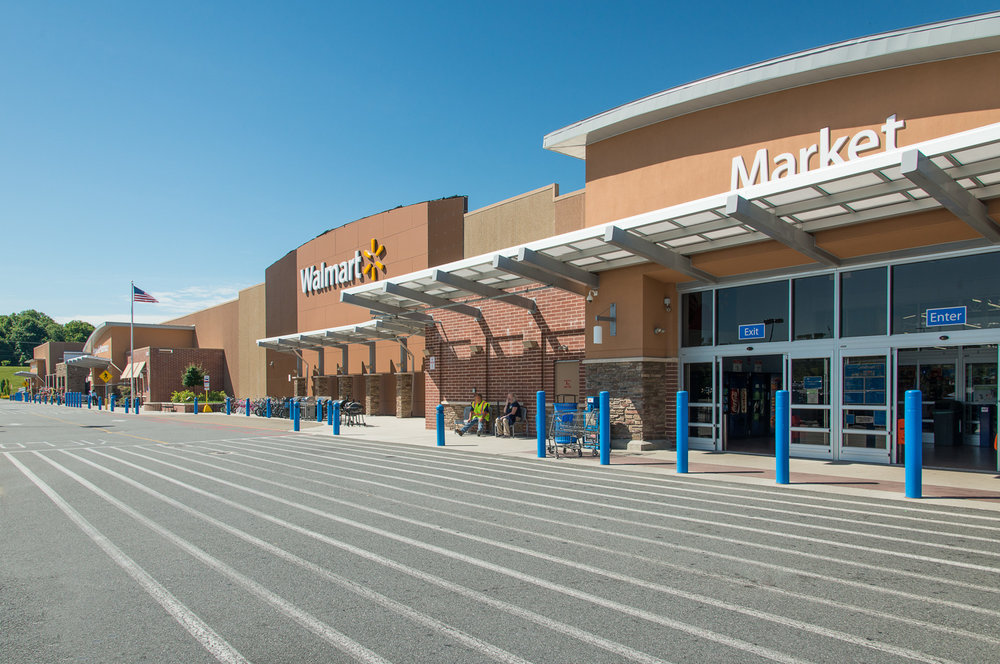 Walmart Big Box Retail - Phillipsburg, NJ