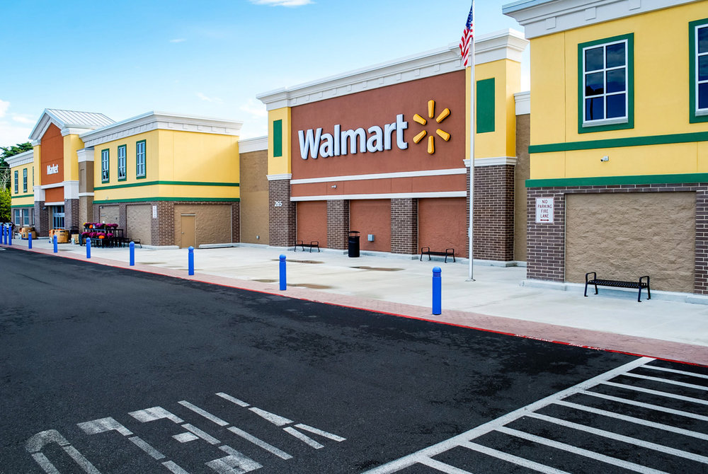 Walmart Expansion-Commercial Retail Building - Berlin, NJ