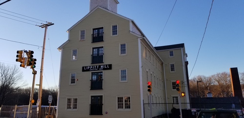 Lippitt Mill - Rhode Island - After Photo