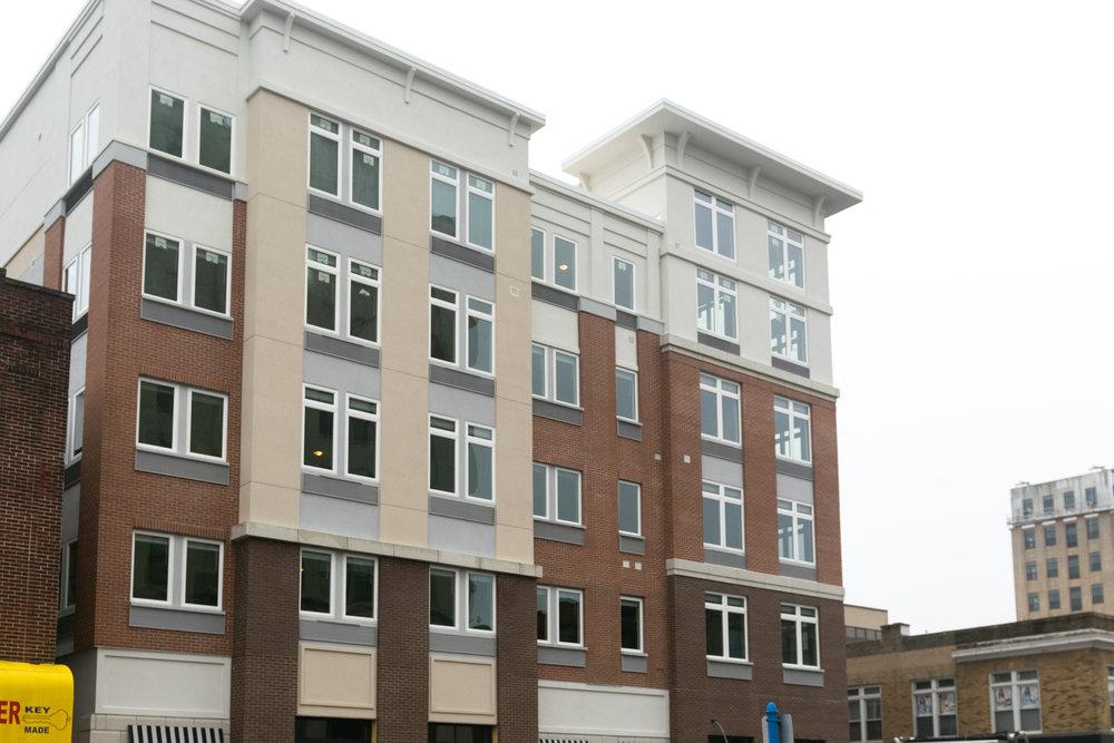Meridia on Main Residences January 2019