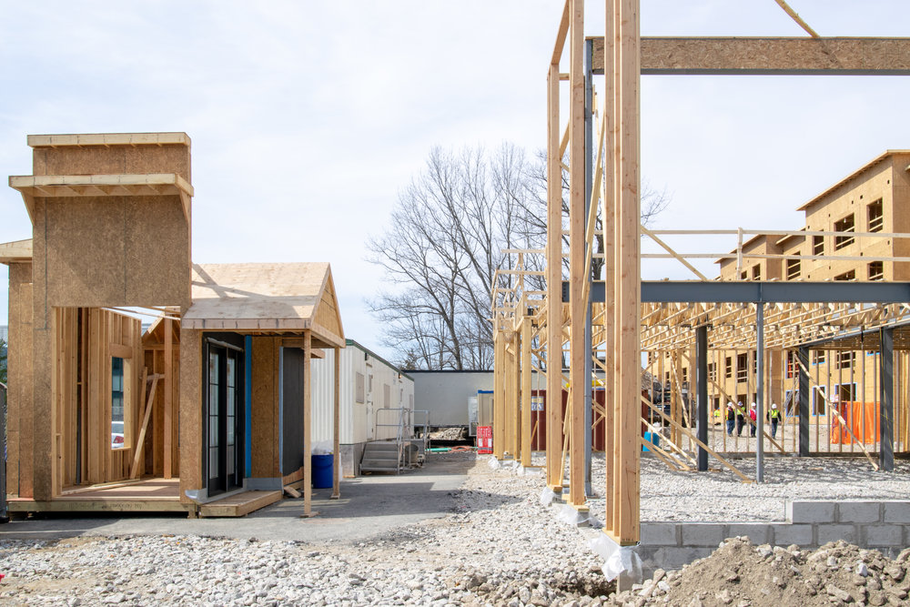 March Construction Carraway Apartments