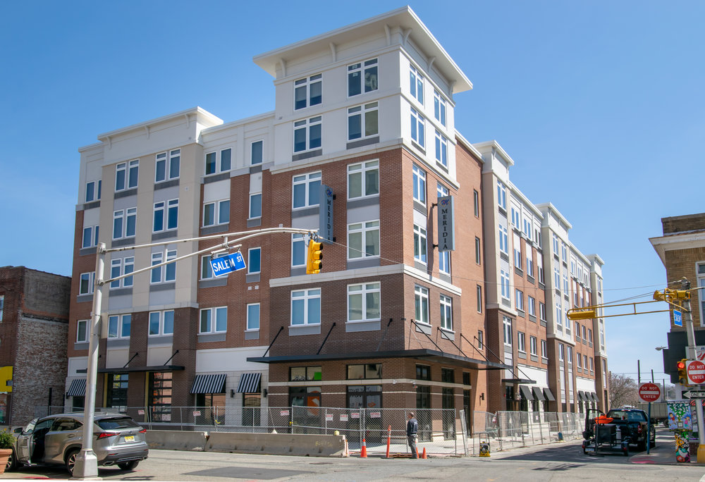 March Construction Builds Meridia Luxury Apartments on Main Street