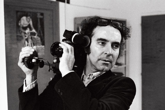 Jean-Luc Godard 1982 with the LTR Super16