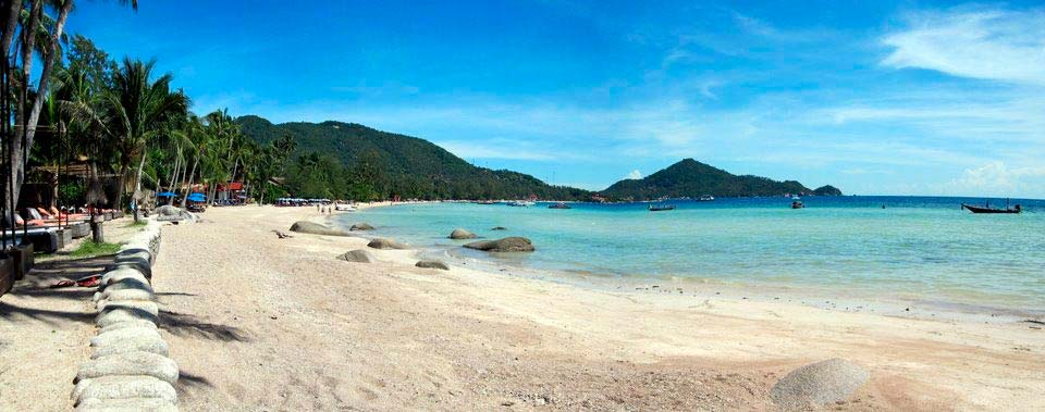 Chill out on this laid back Thai island,learn to scuba dive, and drink beer and play cards on the beach at night
