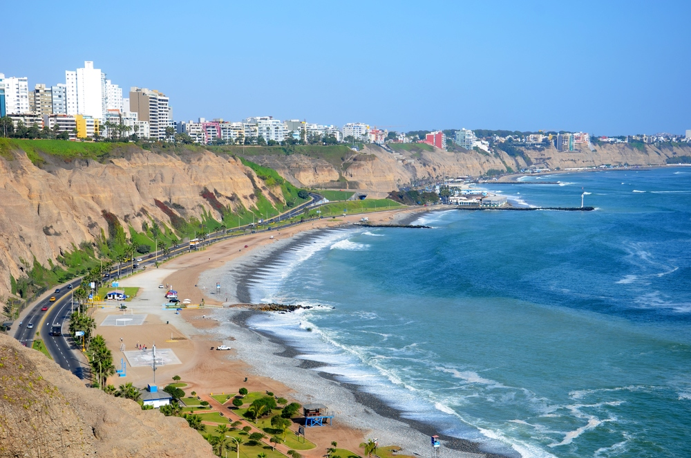 Beach, Peruvian chicken, Pisco sours, and world-class theater. And did we mention the beach?