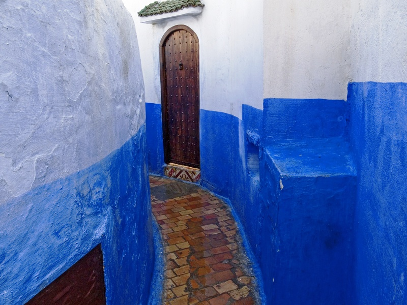 Get lost in the centuries-old medina, Morocco's own World Heritage site