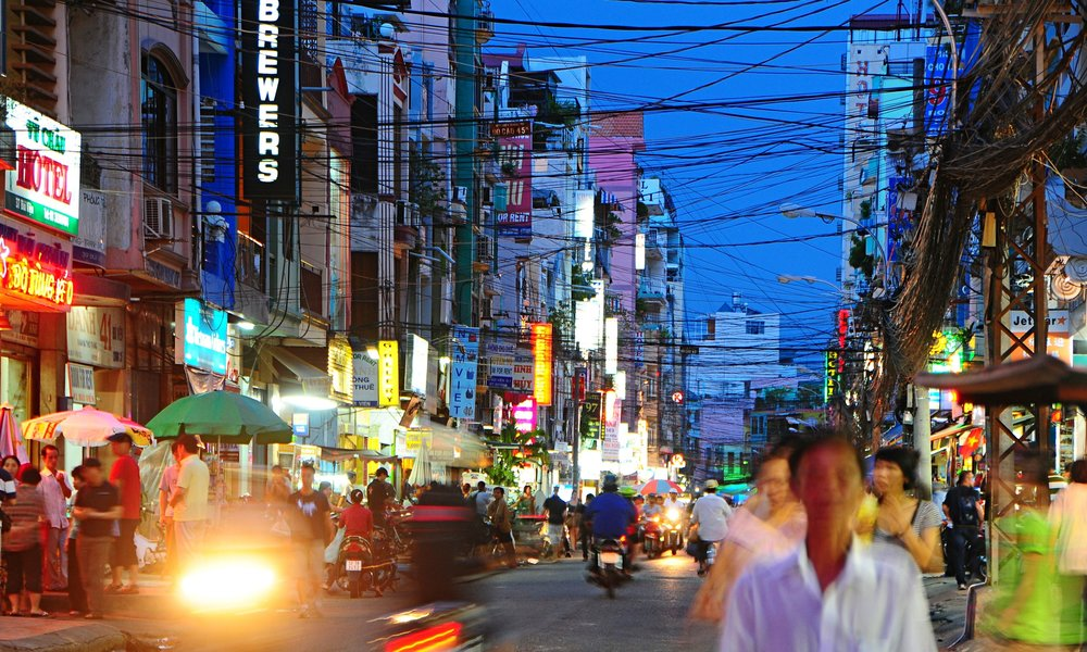 Formerly know as Saigon, the capital of Vietnam is the heart of the country's economy and culture