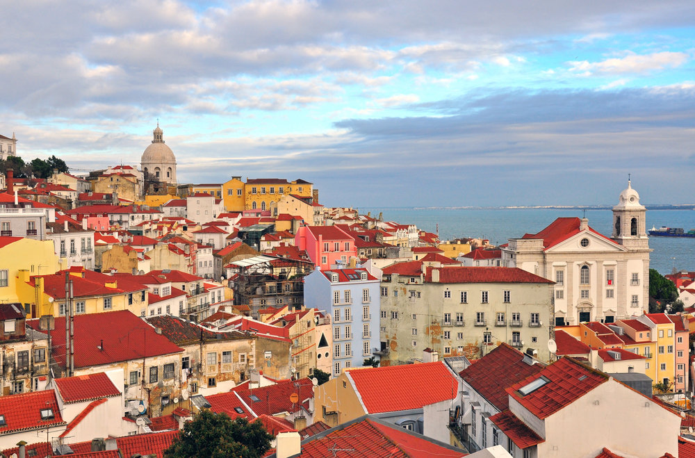 Practice your Portuguese in the oldest city in Western Europe