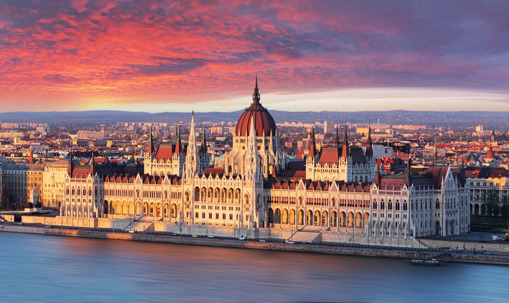 Experience Budapest's magical architecture, romance, and spend a day in one of its famous Turksih baths.