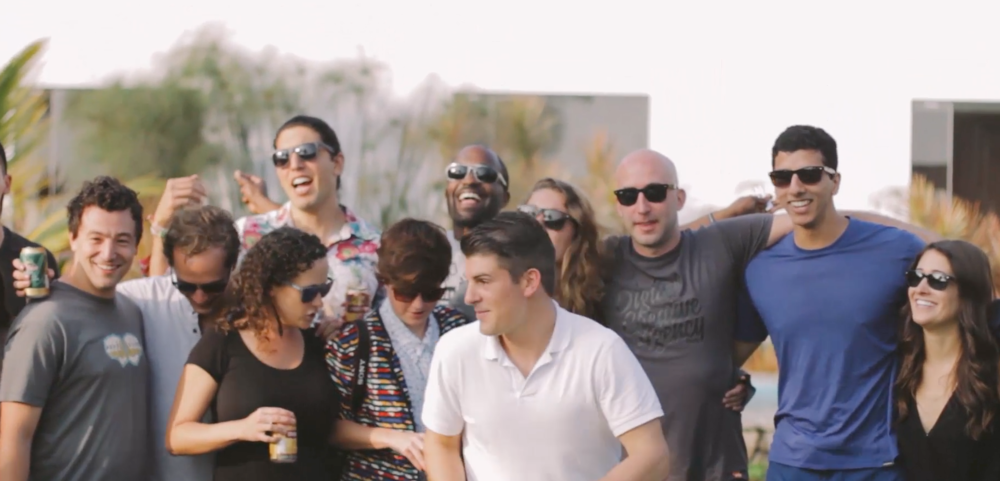 Inaugural Remote Year Crew's Final Party (video)