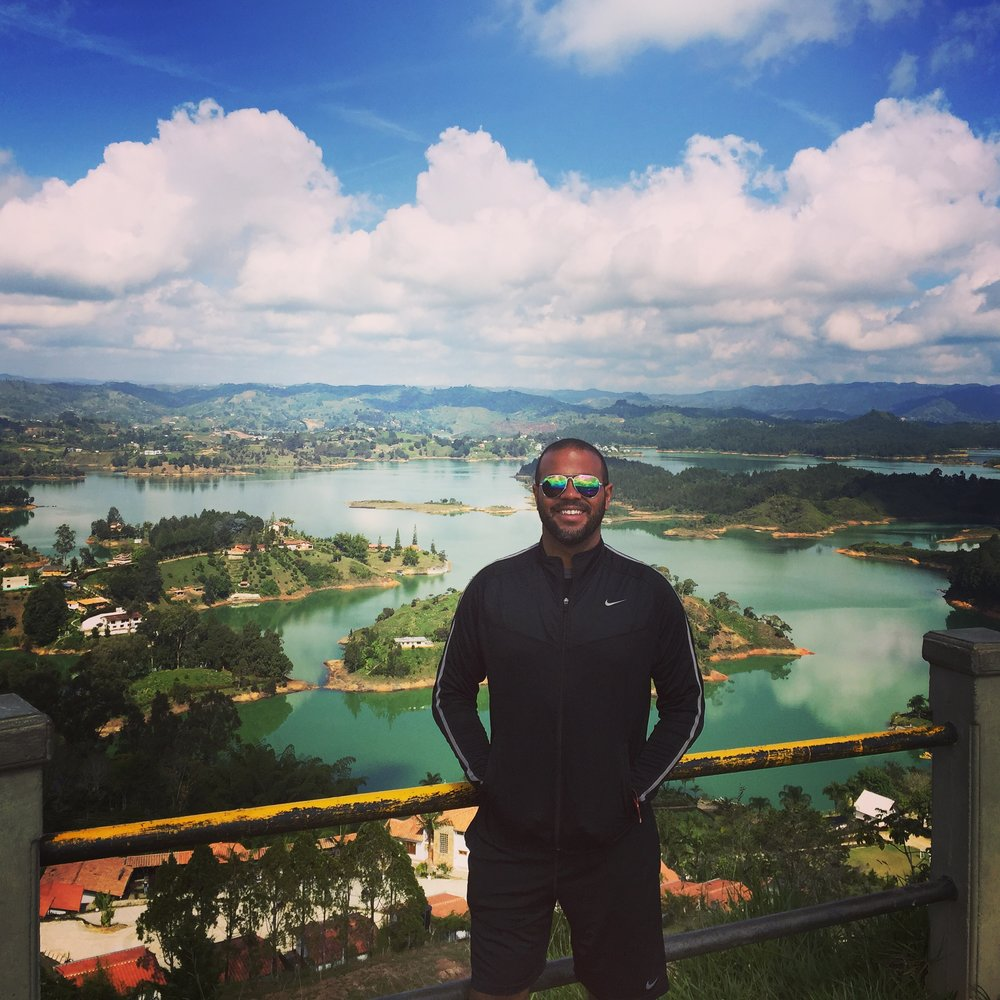 Remote Year does Guatape