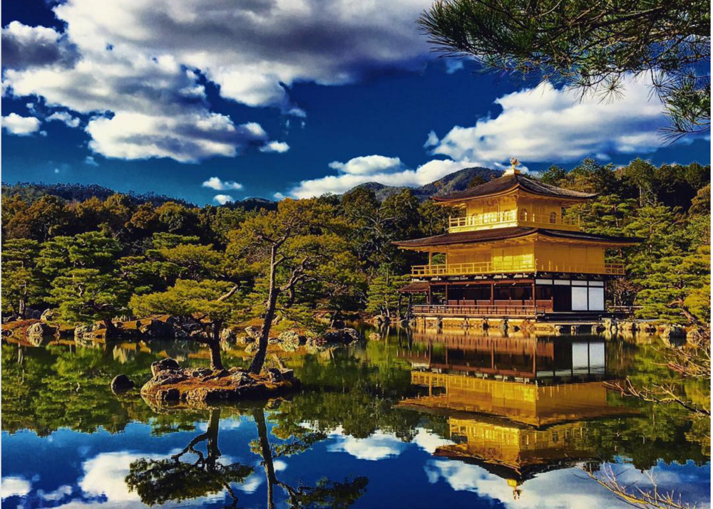 Explore the incredible hilltop temples while living in this incredible commercial and cultural hub of Japan