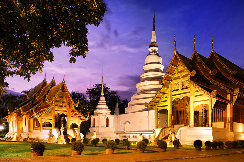 Explore the temples, food, wildlife and beautiful landscapes surrounding Thailand's second city.