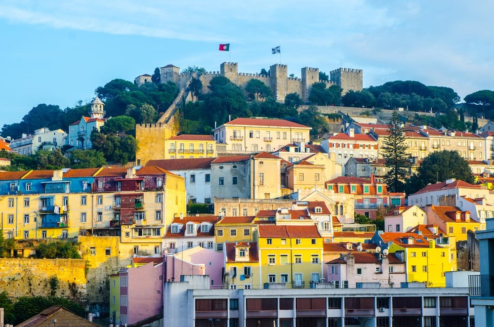 Stroll around Barrio Alto and listen to some Fado in this rising star on the edge of Europe.