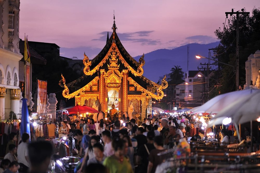 Explore the temples, food, wildlife and beautiful landscapes surrounding Thailand's second city