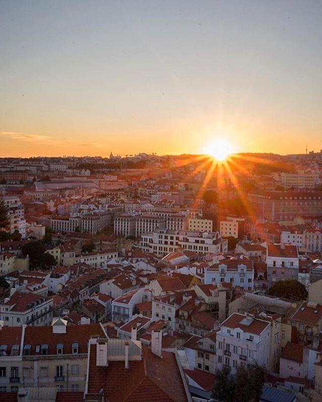 Lisbon is pretty cool you guys #lisbon #portugal #remoteyear | repost: @mikekchino