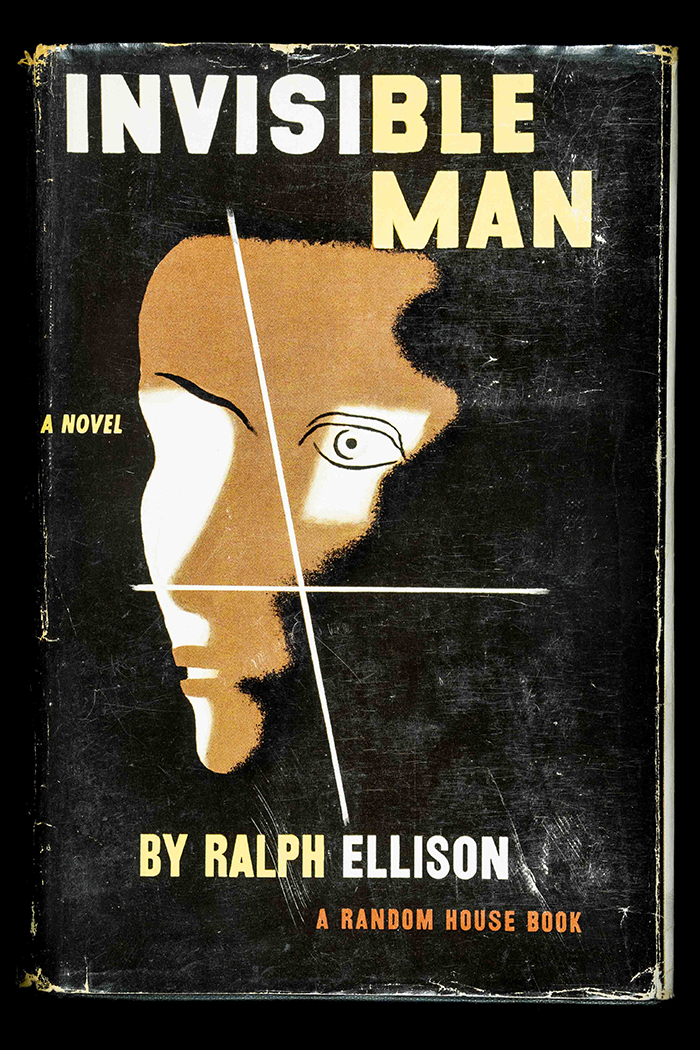 Invisible Man, First Edition Cover