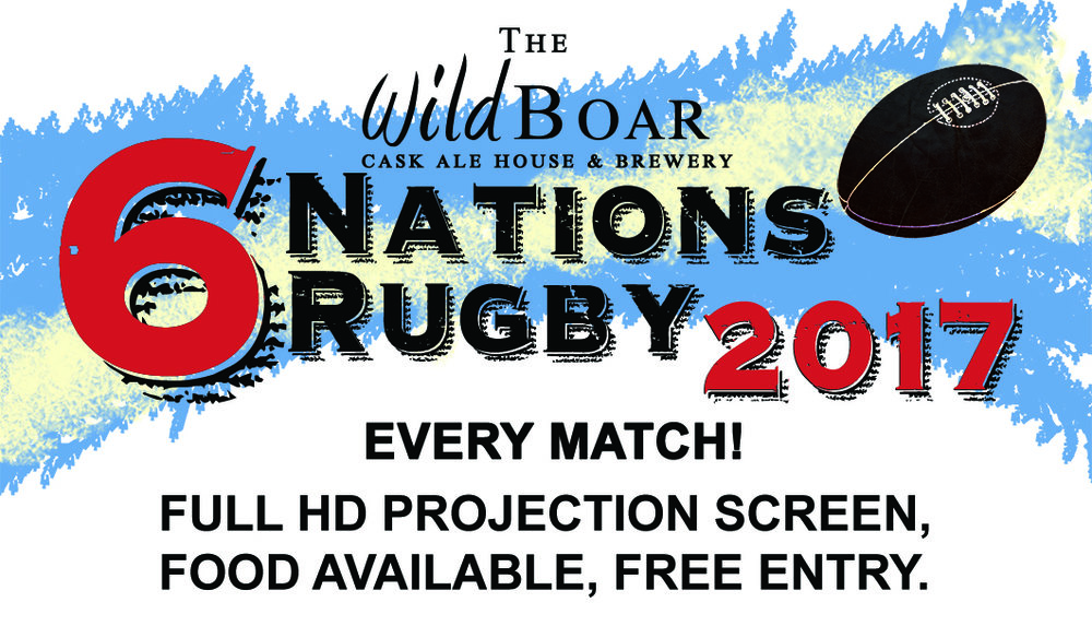 6 nation rugby