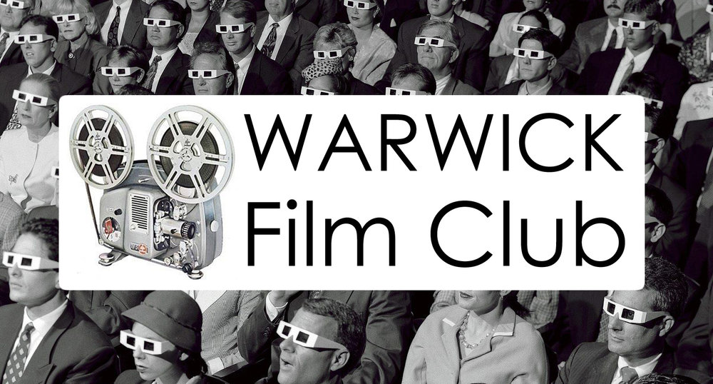 warwick film club logo