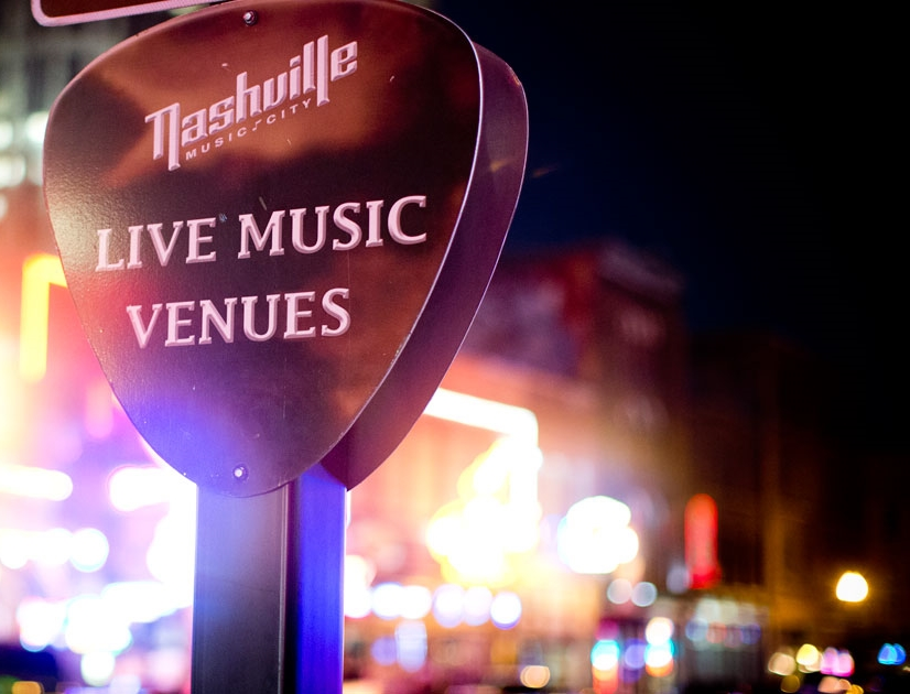 There's no shortage of great places to catch live music in Nashville!