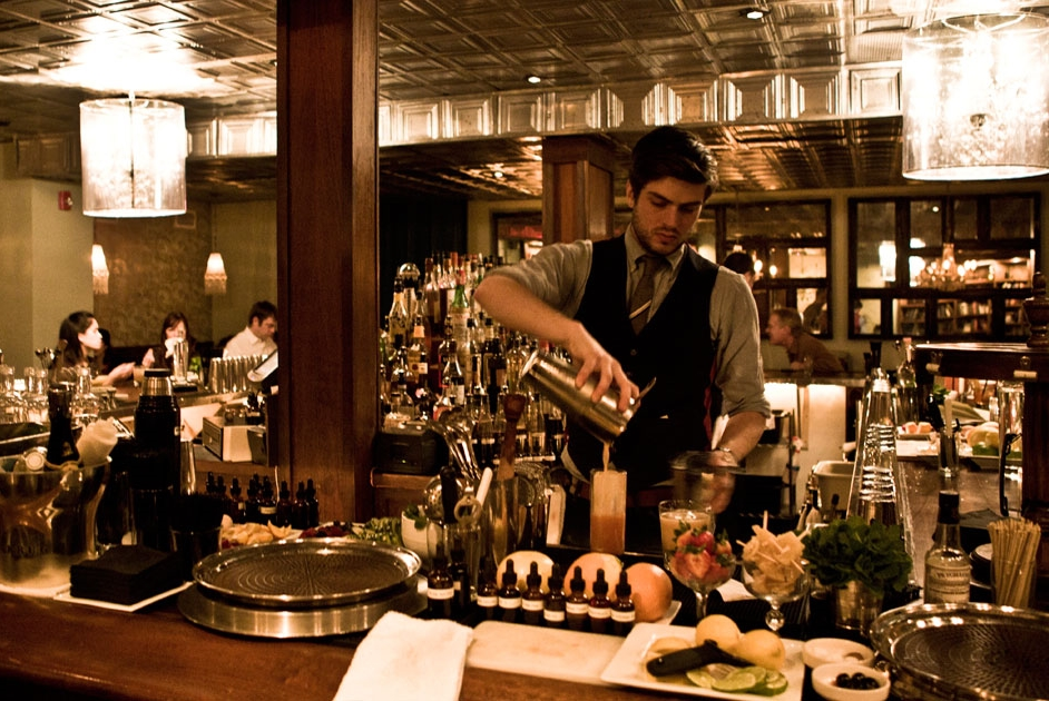 For the best classic cocktails, visit the Patterson House in Midtown.