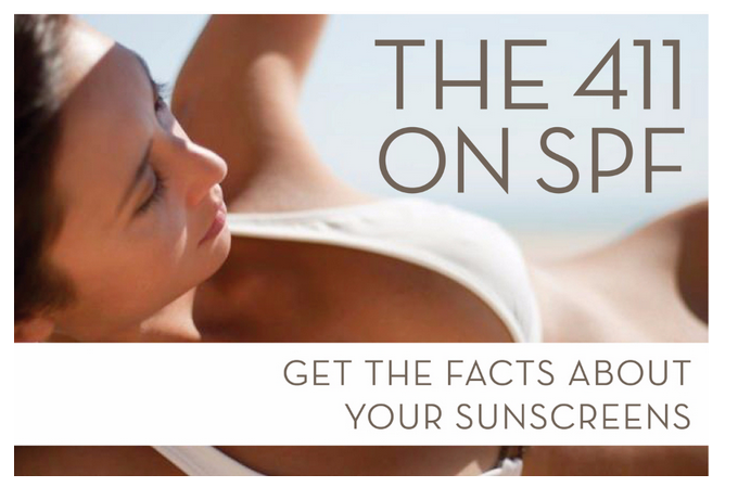 The 411 on SPF: making the most of your sunscreen I Nashville Cosmetic Surgery