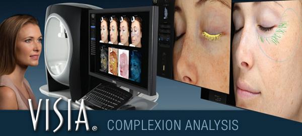 VISIA Skin Analysis at Nashville Cosmetic Surgery