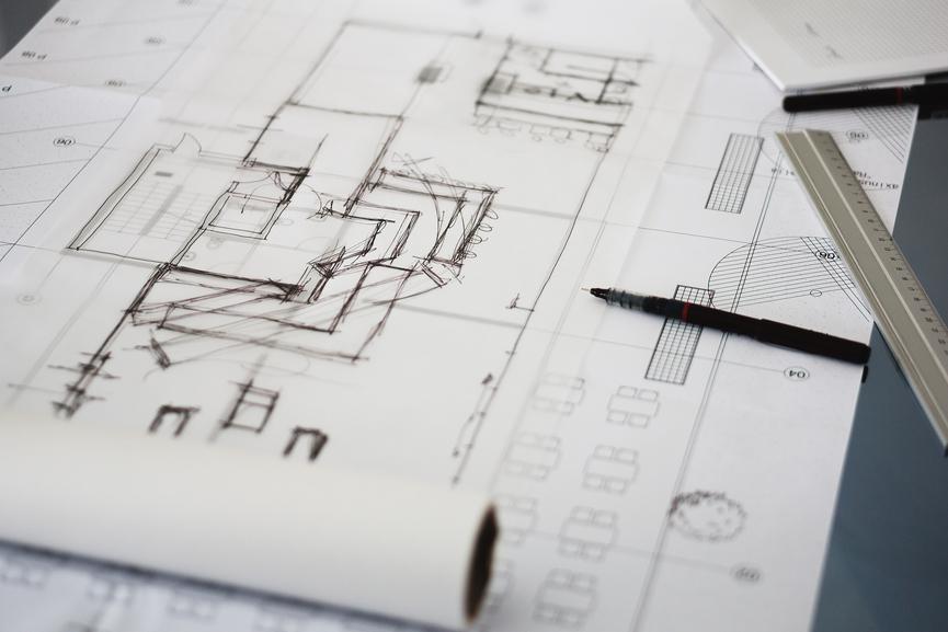 Blueprint-Homepage