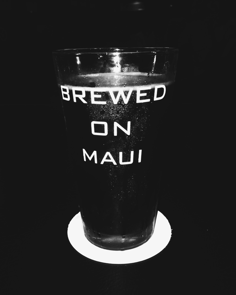 Black Rock Lager at Maui Brewing Co. | Keeper & Co. Blog