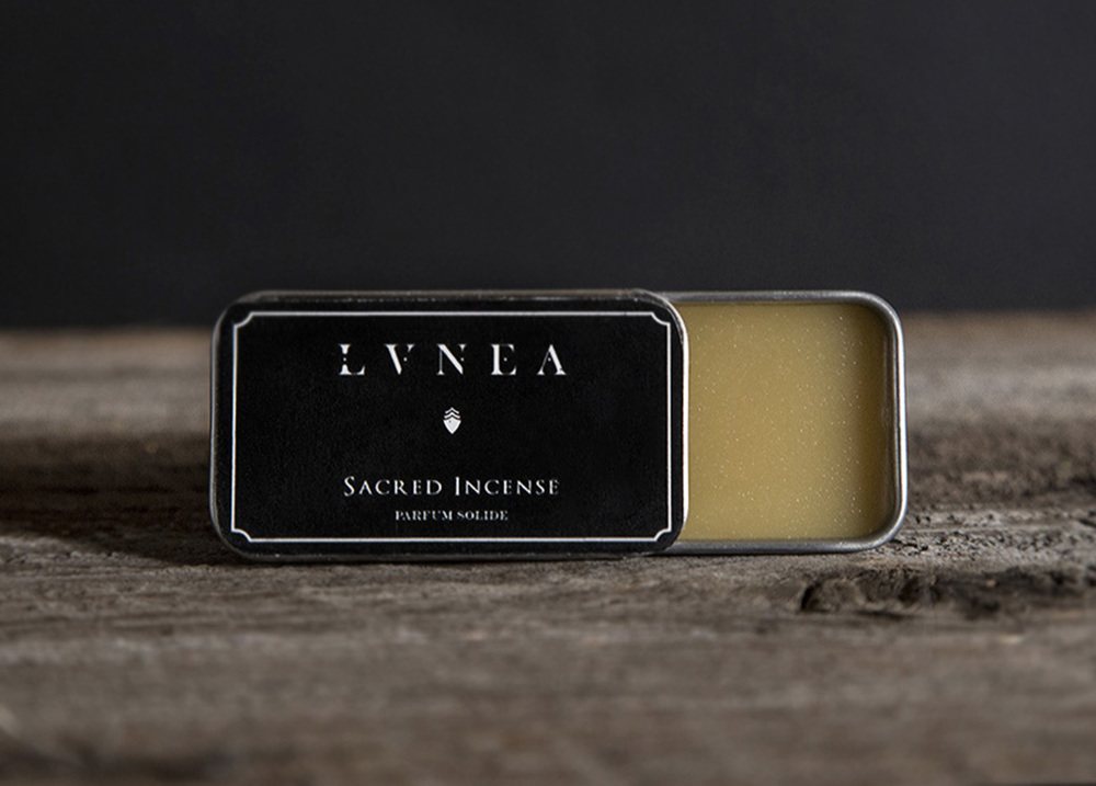 Sacred Incense by LVNEA | Eco Fragrance Packaging | Keeper & Co. Blog
