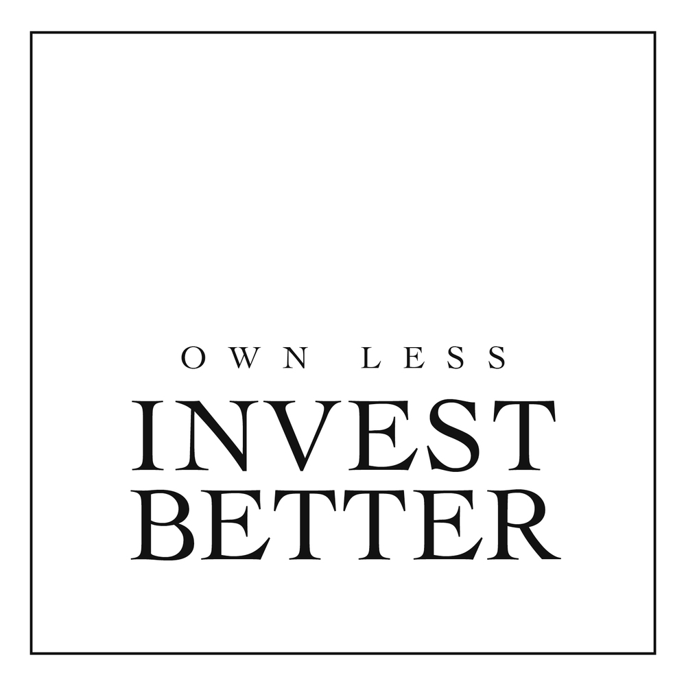 Own Less, Invest in Better | Keeper & Co.