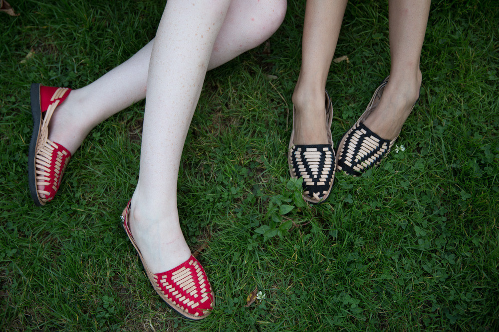 Woven Leather Huaracheby IX Style| Sustainable Summer Sandals | Keeper & Co. Blog
