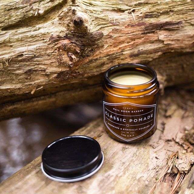 Classic Pomade by The Mailroom Barber | 5 Planet-Protecting Pomades | Keeper & Co.