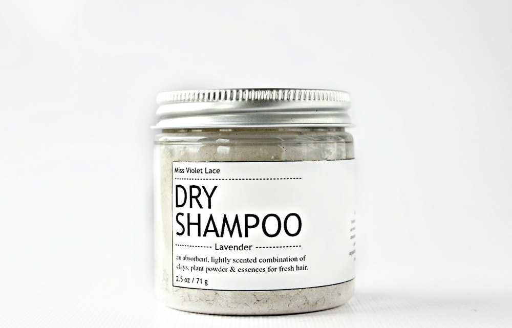 Dry Shampoo by Miss Violet Lace | 4 Eco-Friendly Dry Shampoos | Keeper & Co. Blog