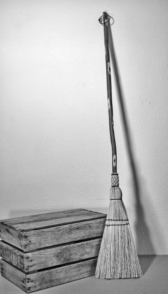 Kitchen Broom | Skagit Broom Works | Stanwood, WA