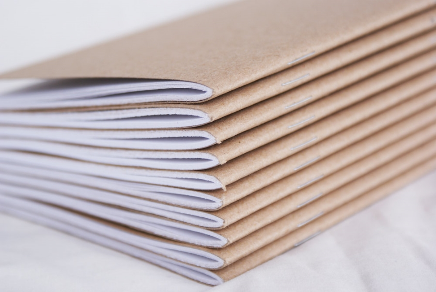 Recycled Notebook from Collective Paper Goods