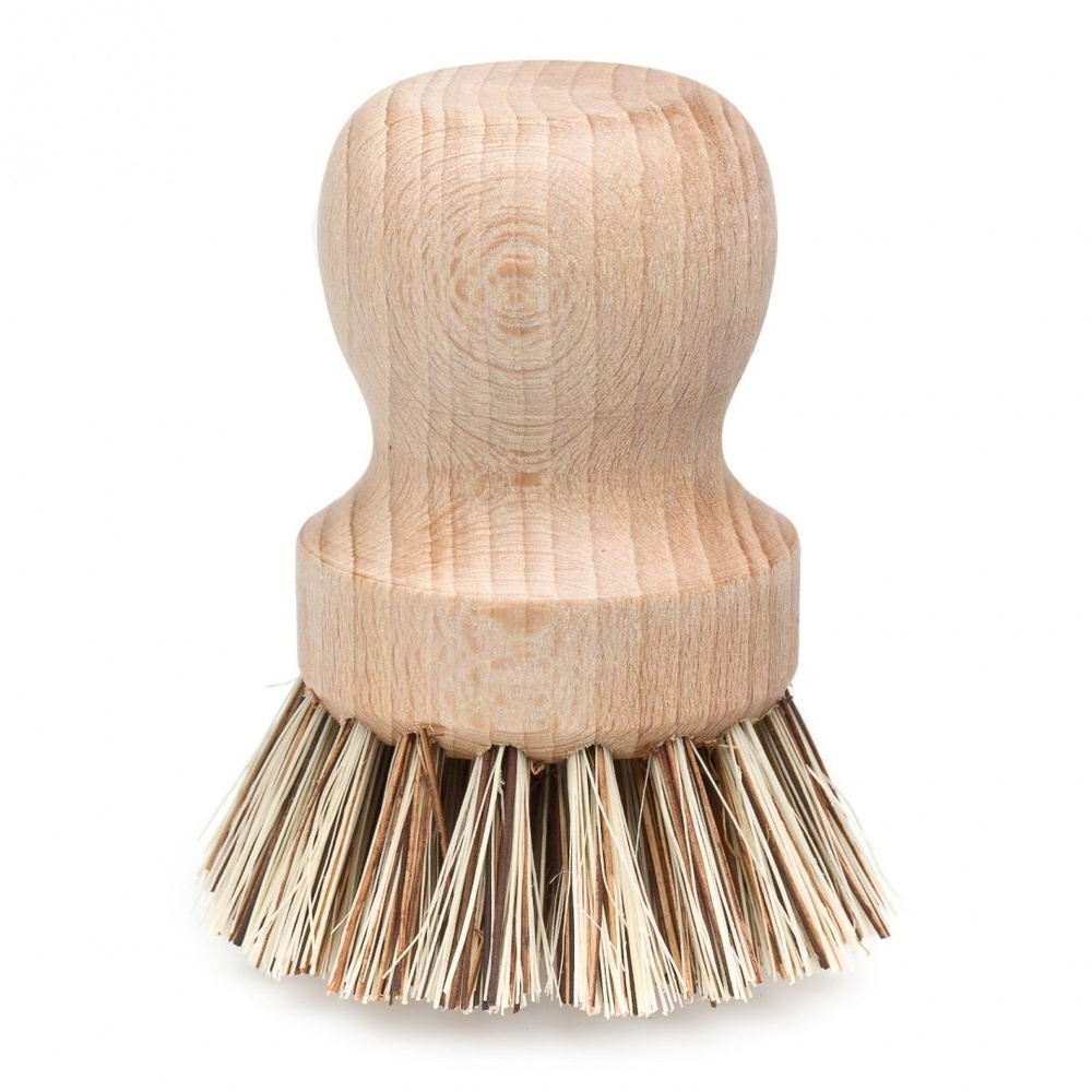 Pot Brush by Bürstenhaus Redecker | 4 Simple & Sustainable Dish Scrubbers