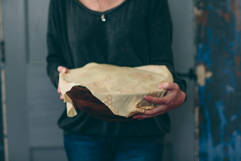Beeswax wrap by Bee's Wrap | A Beautiful, Sustainable Alternative to Plastic Wrap | Keeper & Co.