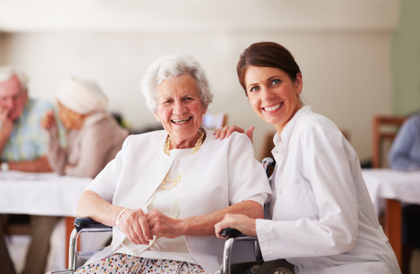 Aged-Care nursing
