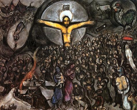 Exodus , Marc Chagall