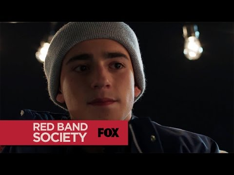 "This is Leo, ""the rebel"" on Fox's new show, Red Band Society."