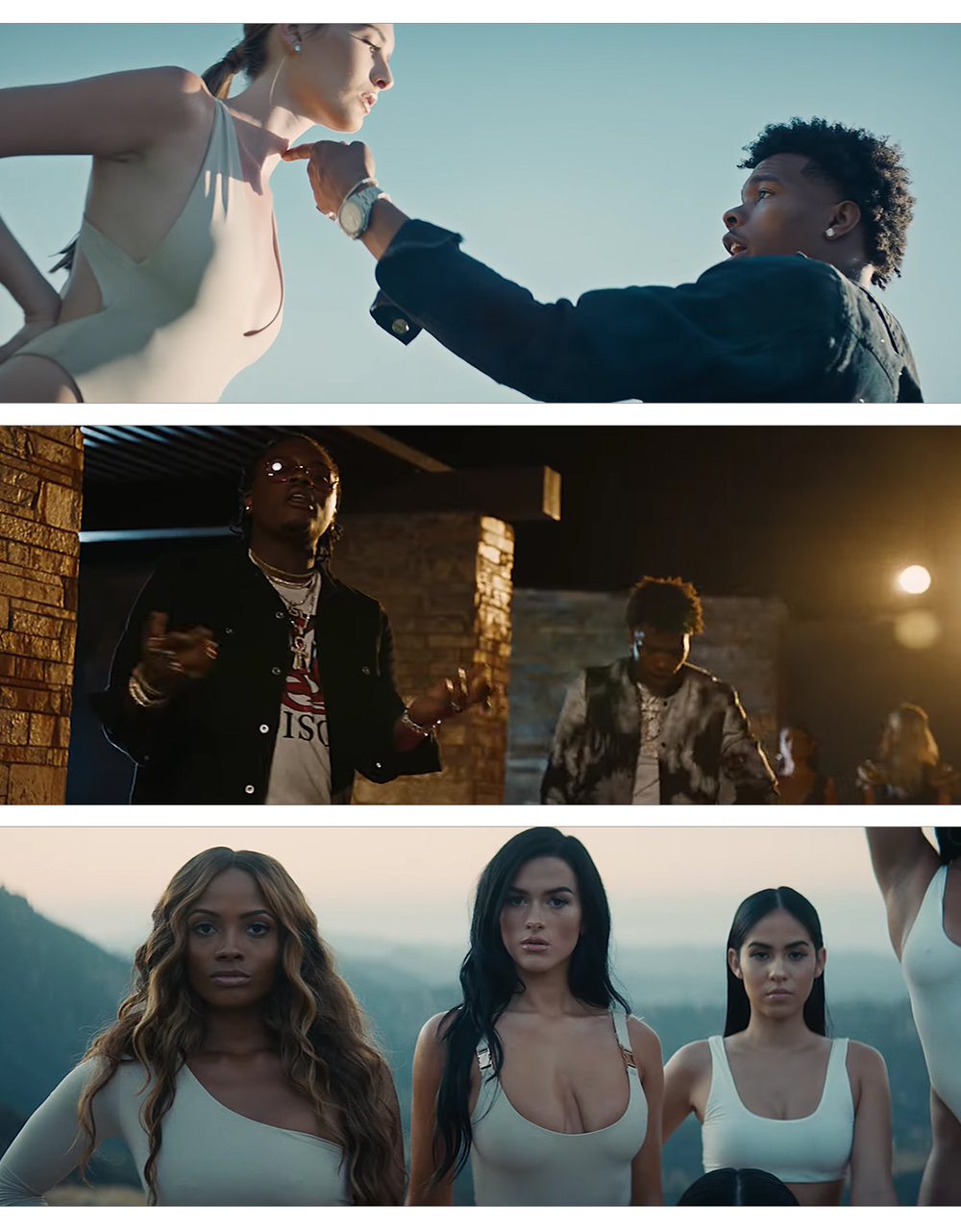 "Lil baby & gunna""drip too hard"" - Director: spike jordan"