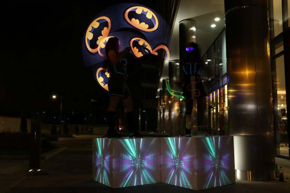 Glow show Newcastle