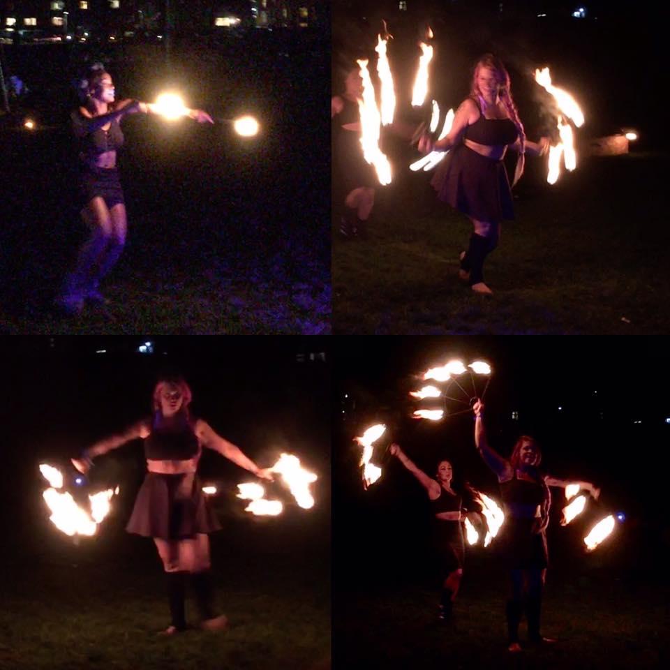 Gateshead Fireworks Display